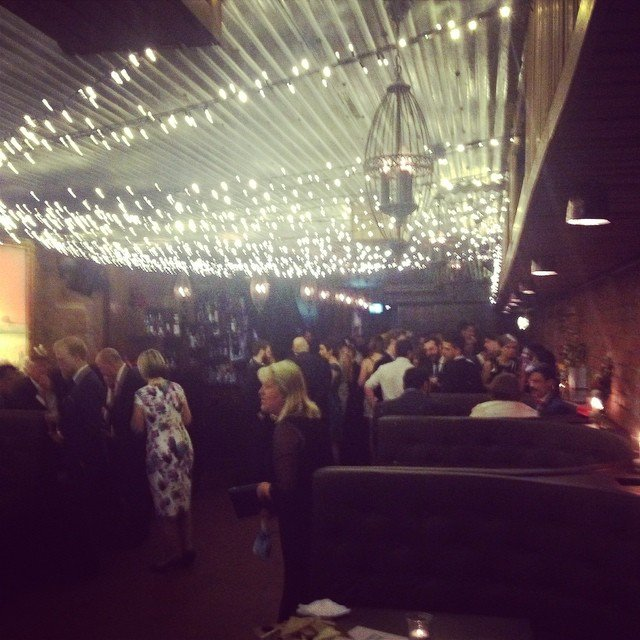Underground wedding @ The Noble Experiment. The wedding ticked the legal boxes but the night was all about the party !  Thanks Jennie and Tom.